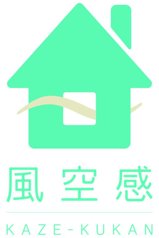 佐賀片付け整理収納「風空感」のロゴ画像